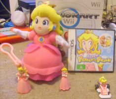 Princess Peach Collection by MarioBlade64