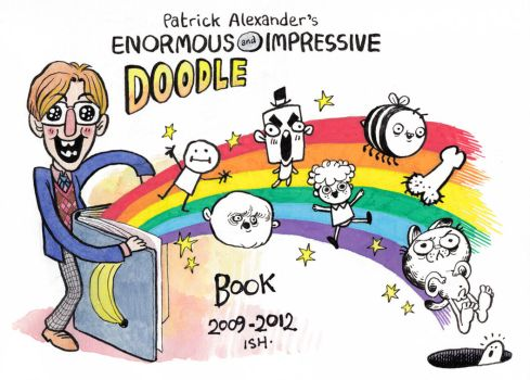 Doodle Book cover by zpxlng
