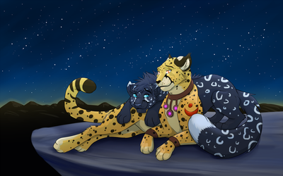 The Night is Young by CaraLuca