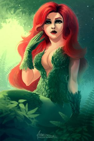 Poison Ivy by Mabiruna