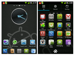 My Android Theme April 2012 by carnine9