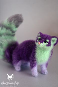 Fantasy Custom made - Cacomistle / Ring-tailed cat by SaniAmaniCrafts