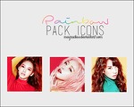Rainbow - Icons by mayradias