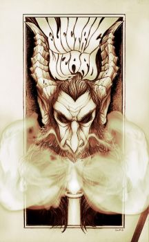 Electric Wizard Poster by PhillGonzo