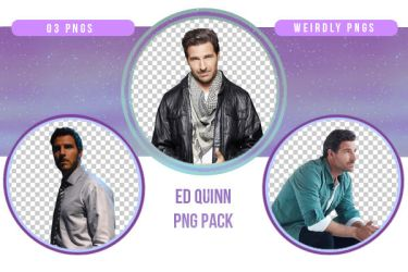Ed Quinn PNG Pack by Weirdly-PNGS
