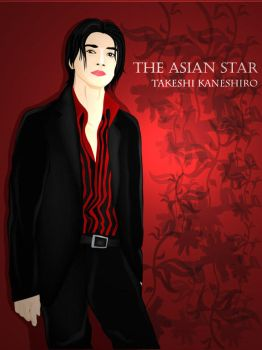 Asian Movie Star by kakato-otoshi