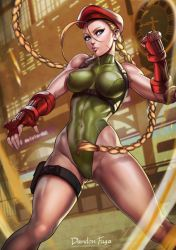 Cammy White by dandonfuga