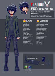 #meettheartist by Elsiikun