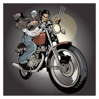 Wolverine Cycle by orcsan