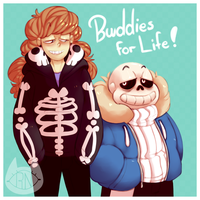 Skele homies for life - Trade payment by Renic-Pai