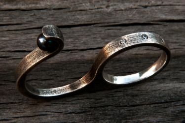 Double Ring by j-alex-darr