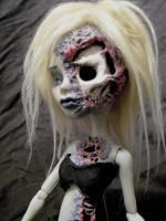 Ghoulia: Queen of the Zombies 02 by mourningwake-press