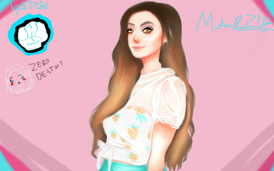 Marzia by brendamiller1234