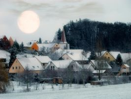 my village by Mittelfranke