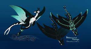 Giant Ray (MantaGrem FFA Auction) (CLOSED) by MrGremble