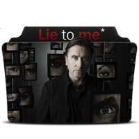 Lie to Me - Folder Icon by RST-420