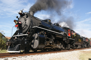 Double Steam at Summerville by JamesT4