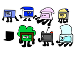 bfb cakesona adopts 1 : death pact by ConCloud2017