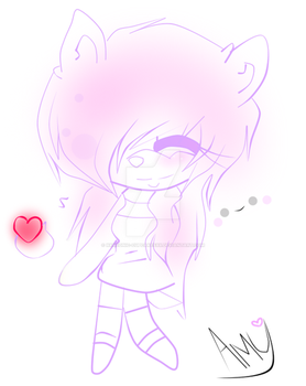 .Request 1~Amy by XxNeonic-CupcakesxX