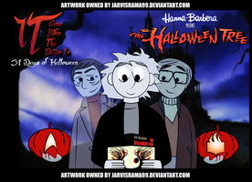 THE HALLOWEEN TREE REVIEW TCARD by Jarvisrama99