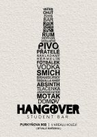 HANGOVER promo flyer by 2NiNe