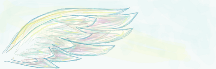 On Angel's Wings by Silent-Arpeggio