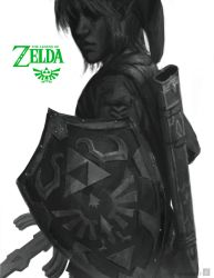 Link by ImmarArt