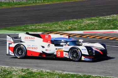 Toyota TS050 hybrid by luis75