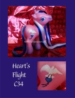 Heart's Flight by NorthernElf