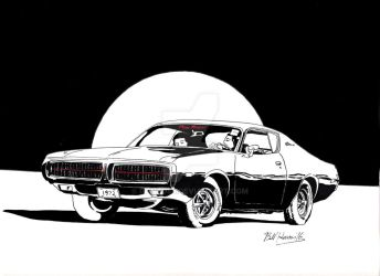 1972 Dodge Charger 0031972 by Gonzo88
