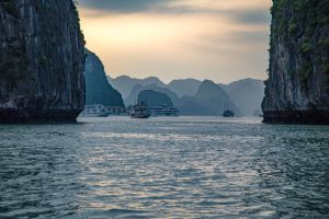 Halong Bay - Where the Dragon Descends to the Sea by PedroAzevedoDias