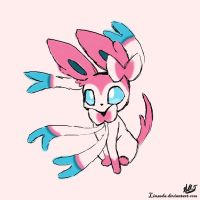 Day 174 - Sylveon by linzeda