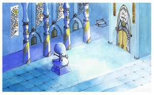 Lullaby Project Cathedral Board 2 by Simbaro