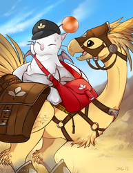 Delivery Delay by Majime