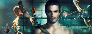 Oliver Queen: the man in the green hood... by Lav93