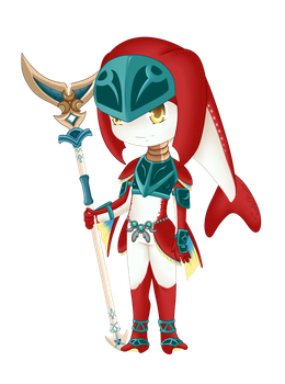 Zora by Pikagirl18