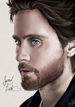 -Jared Leto- by MissHeroes94