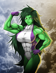 She-Hulk by Minamo21