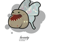Beauty Wallpaper by GreySheepDuo