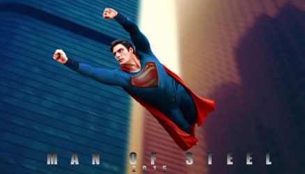 Second Christopher Reeve As the Man of Steel by Pramodace