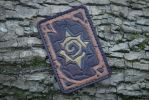 Hearthstone Leather Highmaul Cardwallet by Arnakhat