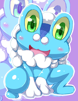 Froakie by Mutuki