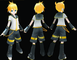 LAT Kagamine Len ACT2 DOWNLOAD by gelajiou