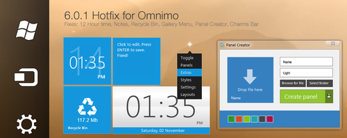6.0.1 Hotfix for Omnimo by fediaFedia