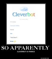 The Return Of The Cleverbot by PerryTheTeenageGirl