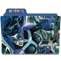 Huntress by DCTrad