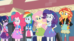 MLP EQG  Get the Show on the Road Moments 3 by Wakko2010