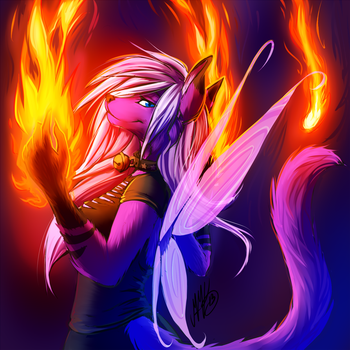 Fires! Fires! by Neotheta