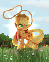Gonna catch you~ by SavannaEve