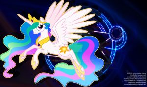 Photoshop/playmat 12 Celestia by DarkmistRD